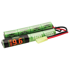 Battery – V Energy NiMH 9.6V 1600mAh Split