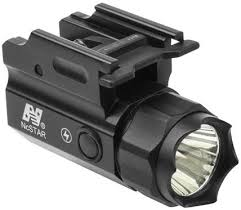 NCSTAR LED LANTERN (BLACK)