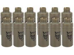 APS Thunder Devil CO2 Single Use BB Grenade Shell PackageSet of 12 with Core