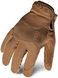 Ironclad Exo Tactical Pro Glove tan
