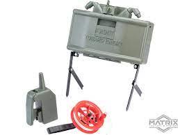 Matrix M18A1 Claymore Airsoft Anti